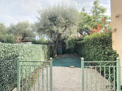Maison Villeneuve Loubet 2 pièces 37 m² + jardin30
