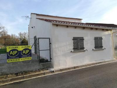 Maison restaurée de 67m² type 3 brizambourg