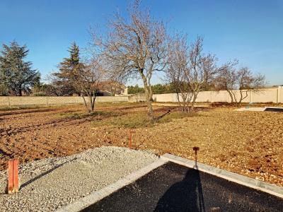 Lot 7 terrain a bâtir carpentras - 628m²