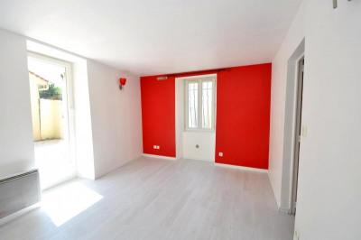 Appartement T2 (43,42 m²) en rez-de jardin