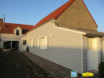 Maison mitoyenne 5 pièces - 155m²