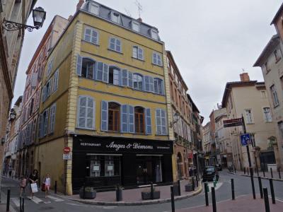 Rue mage - T3 de 75m²