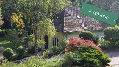 Magnifique maison avec berge sur Le Loing