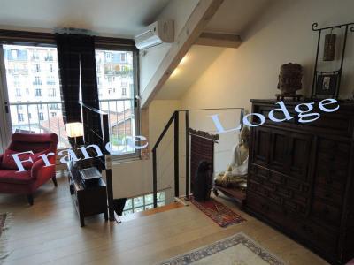 Location vacances appartement Paris 13ème (75013)