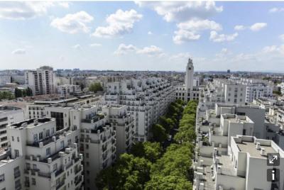 Appartement Villeurbanne 4 pièce(s) 86.63 m2