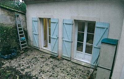 Appartement nogent le roi - 1 pièce (s) - 27 m²