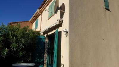 Maison Villeneuve Loubet 3 pièce (s) 40 m² + garage
