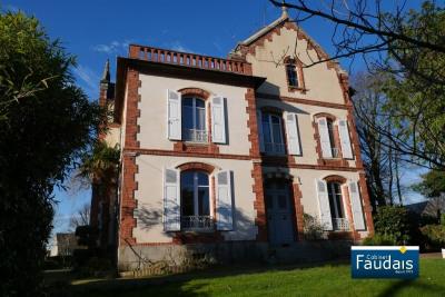 Une belle demeure sur Coutances