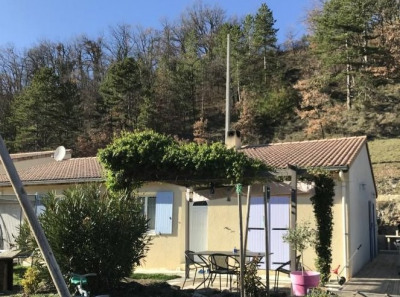 Maison 4 pièces, 98,6 m² - Saillans (26340)