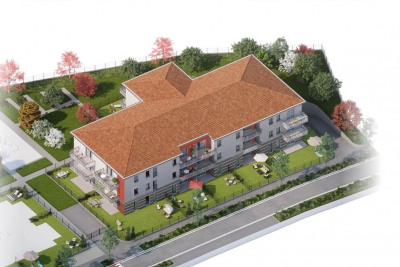 Vente appartement Miribel (01700)
