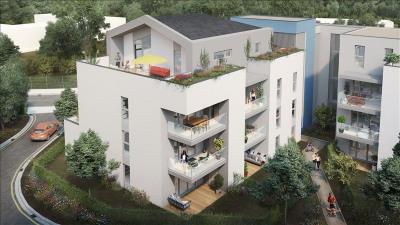 Appartement parempuyre - 4 pièce (s) - 92.83 m²