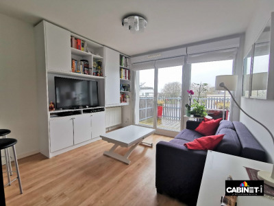 Appartement Orvault 2 pièce (s) 37.55 m²
