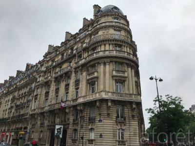Vente de prestige appartement Paris 17ème