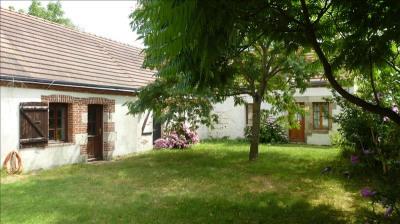 Maison de Charmes + Gîte GUILLY - 11 pièce (s) - 278 m²