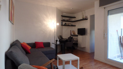 92 La Garenne Colombes 2 pièces 33 m² avec parking et balcon