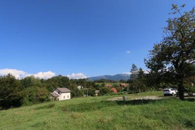 Terrain Mognard 1041 m², calme, secteur résidentiel