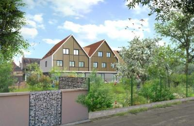 Duplex 5pc + ter + jardin