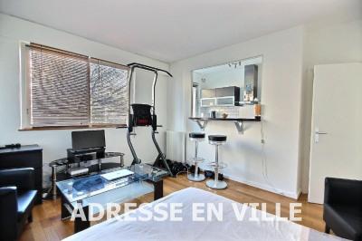 Appartement Levallois-perret 1 pièce (s) 25.50 m²
