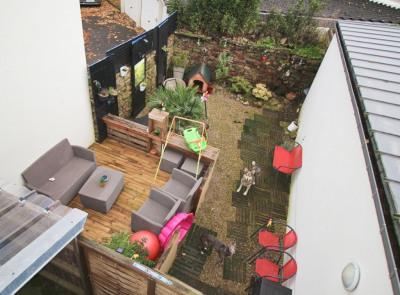 Appartement type 4 - Manio - Jardin privatif