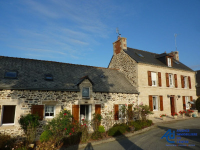 Propriété en pierres sur parc clos - Saint gonnery
