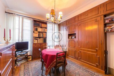 Appartement 4 pièces avenue de la Bourdonnais