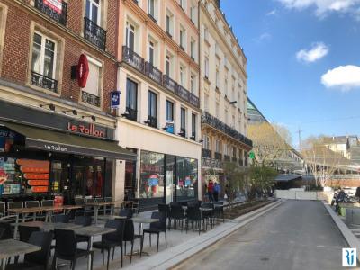 Rouen-vieux marche