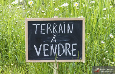 Terrain viabilisé Saint Ismier
