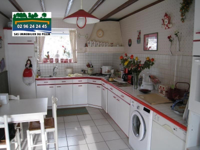 MAISON EN PIERRES PLESIDY - 4 pièce(s) - 110 m2