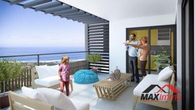 Appartement st leu - 4 pièce (s) - 138 m²