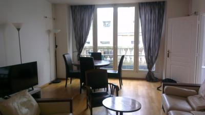 Appartement 3 pièces vide