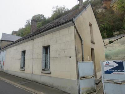 MAISON MONTOIRE SUR LE LOIR - 3 pièce(s) - 49.1 m2