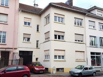 Appartement st die - 5 pièce (s) - 93 m²