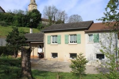 Pont-eveque, villa 6 chambres, 176 m² avec