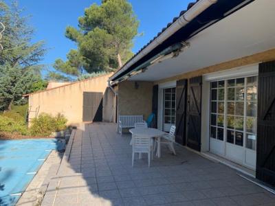 Calas exclusivité- villa t7 de plain pied + piscine