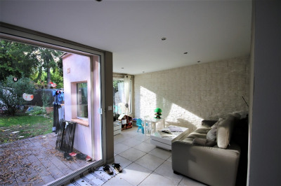 Appart Meyrargues T3 71 m² jardin 200m²