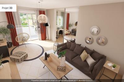 Appartement 4 Pièces de 86 m² à Antibes