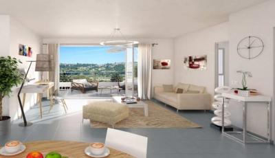 Programme neuf - 3 pièces 57 m²