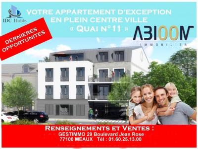 Appartement Meaux 2 pièce (s)