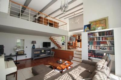 Maison d'architecte rochefort du gard - 7 pièce (s) - 220 m²