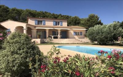 Villa st marc jaumegarde - 6 pièce (s) - 230 m²