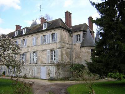 Location appartement Saintines