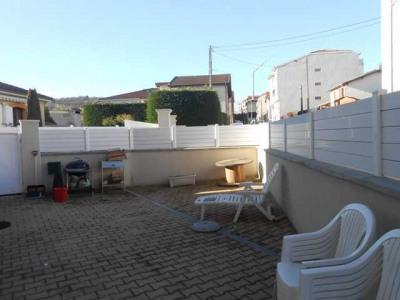 T2 Centre avec terrasse