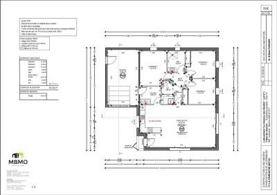 Maison neuve LA GARNACHE - 4 pièce (s) - 91 m²