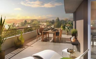 Coeur Champagne au Mont d'Or, superbe T5 en duplex + terrasse