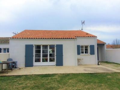Maison Mornac Sur Seudre 4 pièce (s) 103 m²