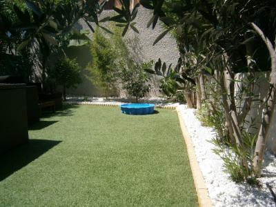 T2 en rez-de-jardin 47 m²