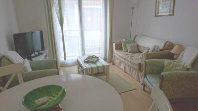 Appartement parfait état séjour + 1 chambre rez-de-chaussée