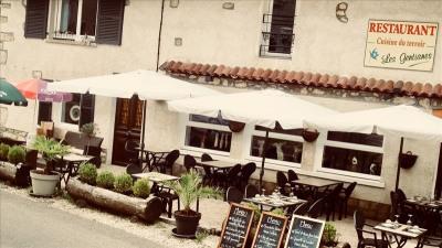 Café-hôtel-restaurant
