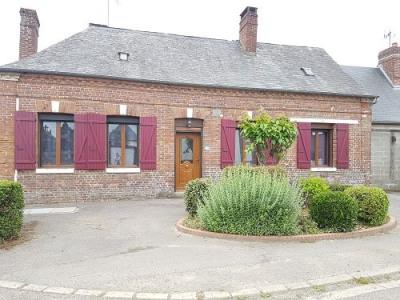Maison située entre Aumale et Forges les Eaux