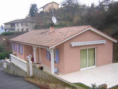 Vente maison / villa Proche Condrieu (38780)